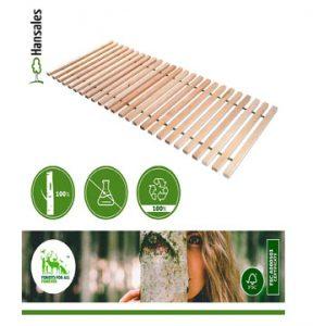 somier de madera